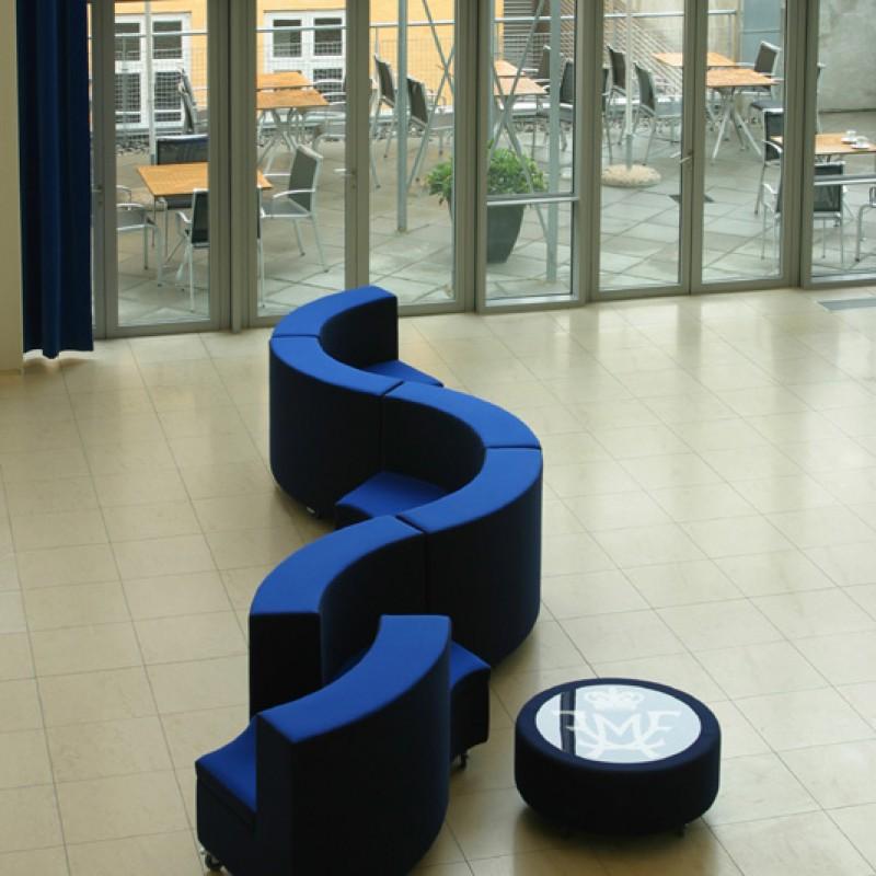 Multifunc Round - lobby