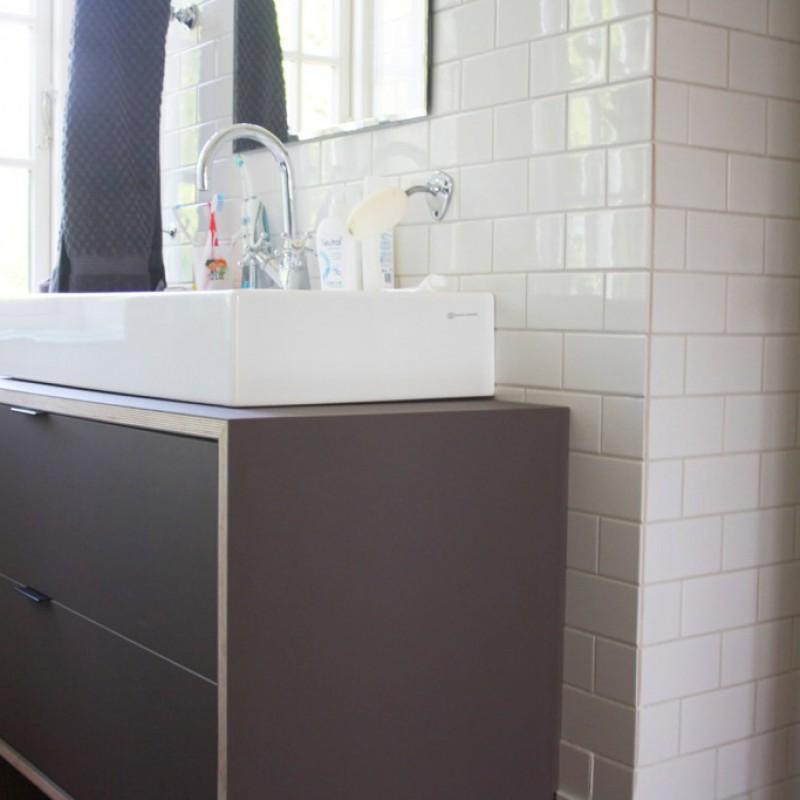 Hellerup - total - bad, skab & vask