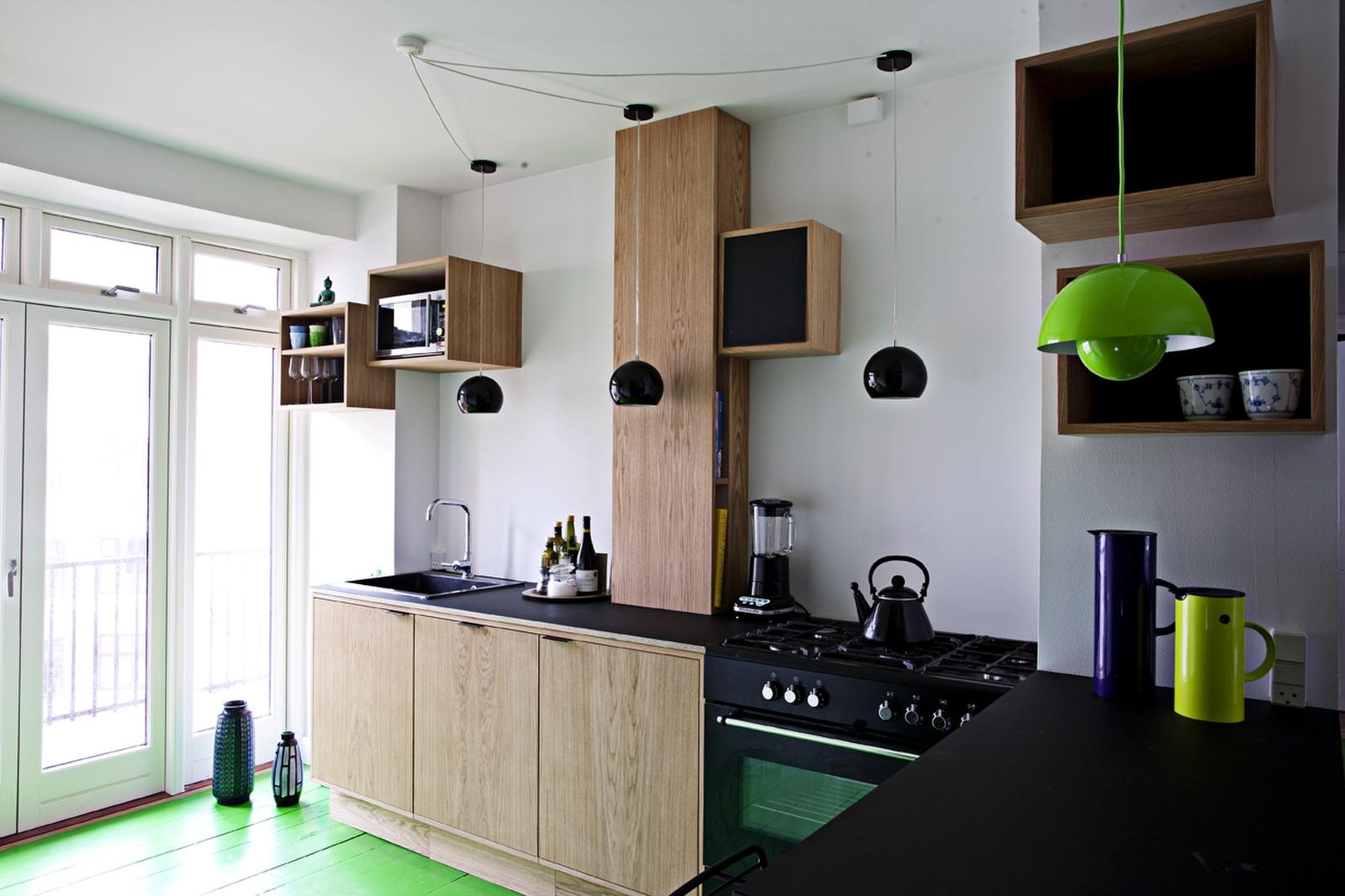 Nørrebro - køkken & entre - Studio-K // Karsten K. Lülloff