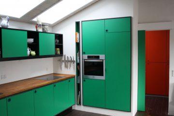 Holte – køkken, garderobe m.m. >>