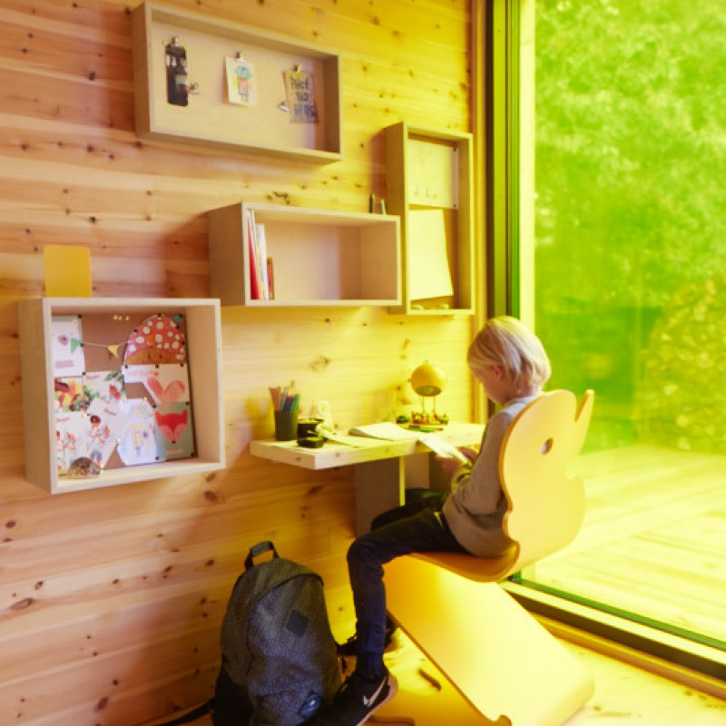 Vejby - case study, total - børnekrog