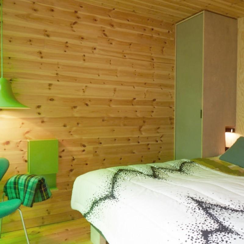 Vejby - case study, total - soveværelse