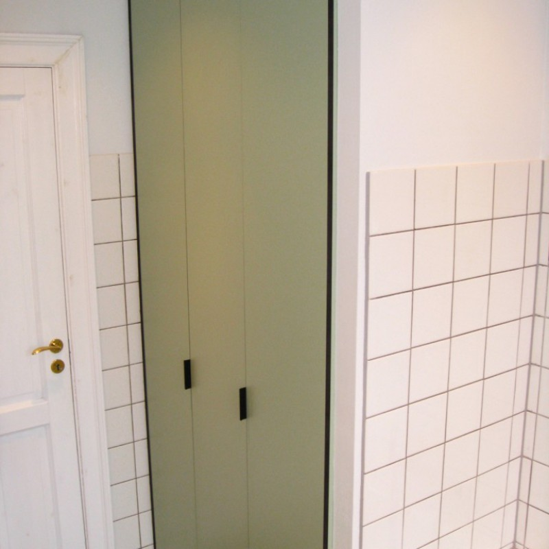 Frederiksberg - bad - skabe