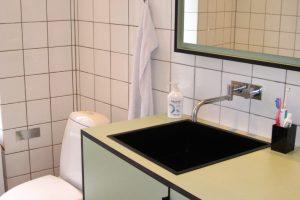 Frederiksberg - bad - skab & vask