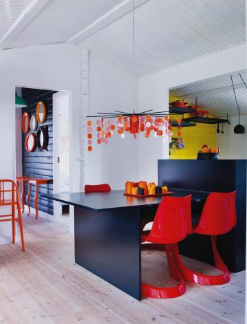 Vejby - sommerhus, total - køkken