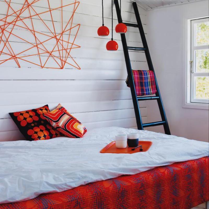 Vejby - sommerhus, total - soveværelse