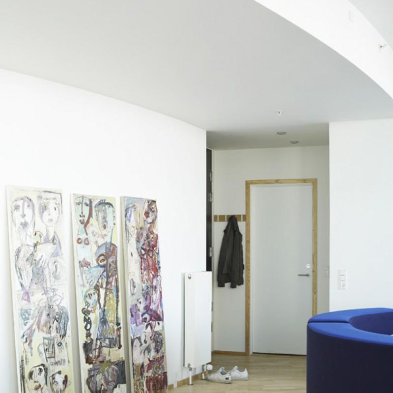 København S - diverse indretning - stue