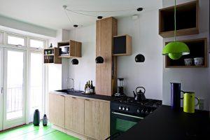 Nørrebro - køkken & entre