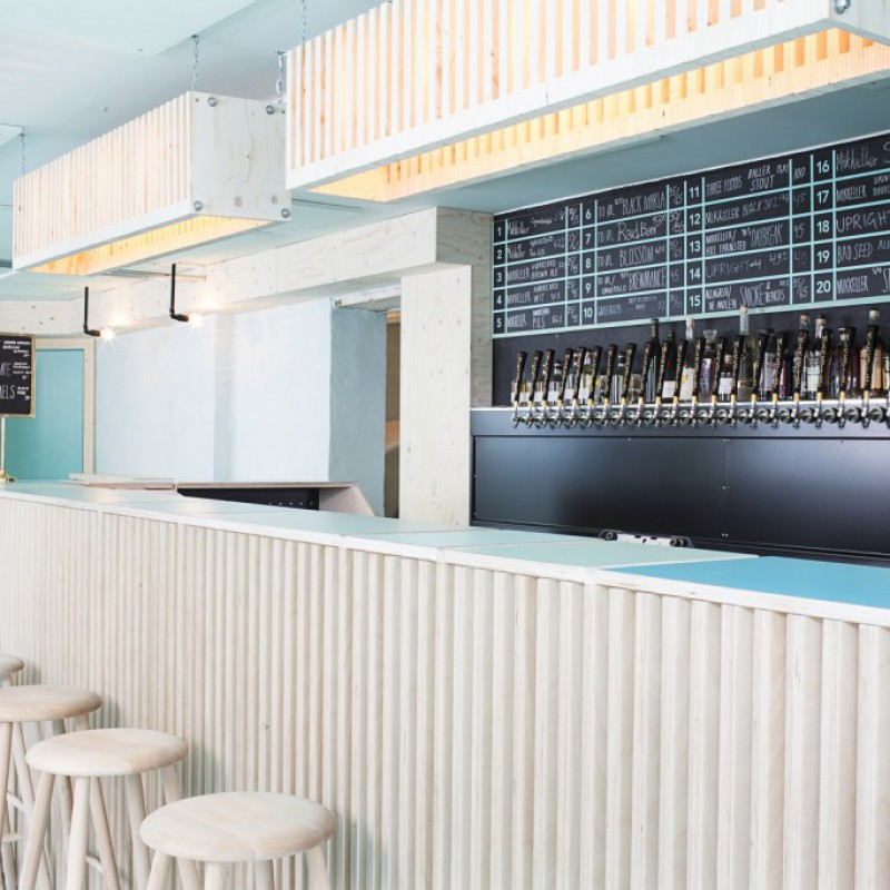 bageste bar, Mikkeller & Friends, Stefansgade
