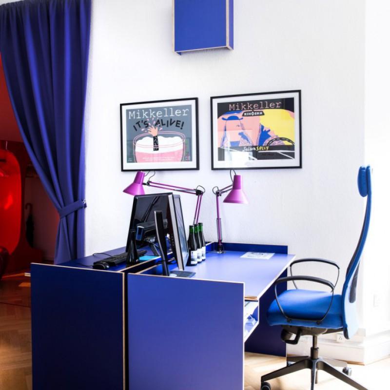 custom skriveborde, Mikkeller HQ