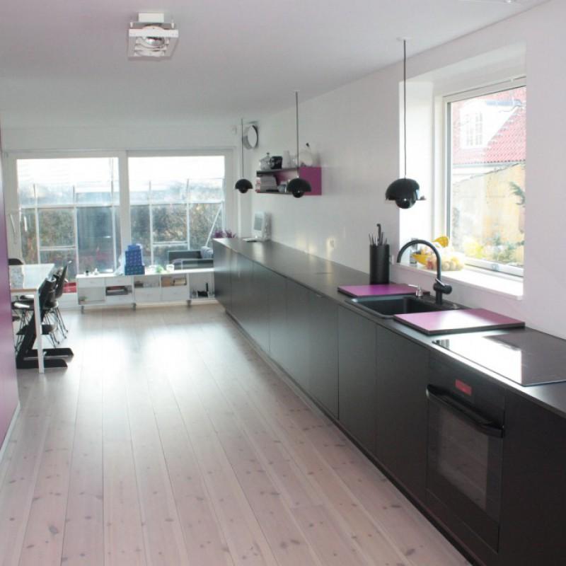 Solrød Strand - køkken