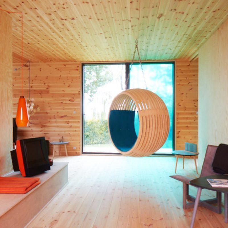 C-Chair Wood